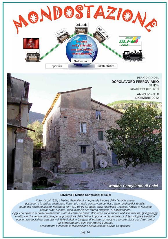 Numero 8 - Dicembre 2012